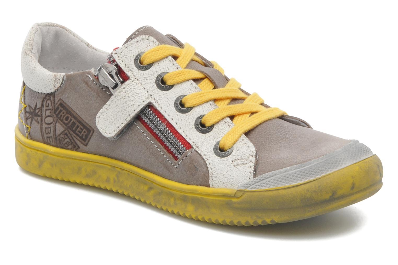 41747a607f46f5 GBB ICONE (Grijs) - Sneakers chez Sarenza (215587)