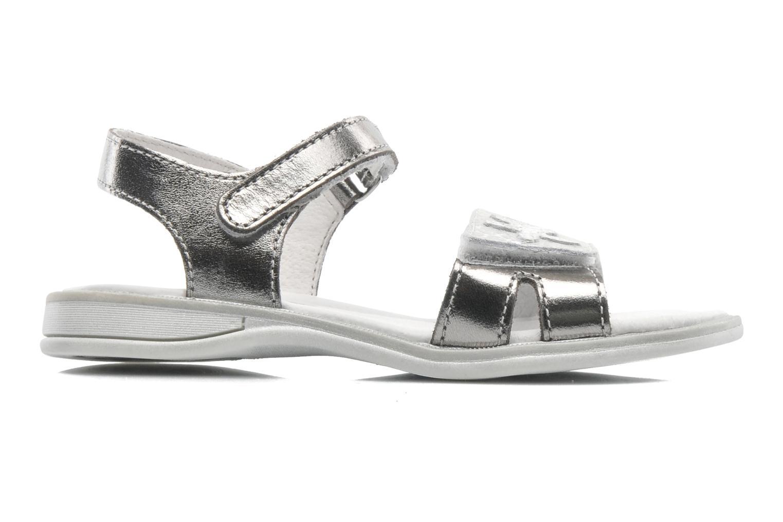 Sandals GBB IRAIS Silver back view