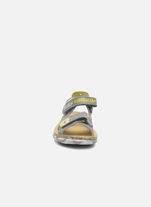 Sandales et nu-pieds Little Mary SURFER Gris vue portées chaussures