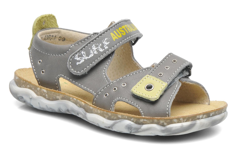 Sandales et nu-pieds Little Mary SURFER Gris vue détail/paire