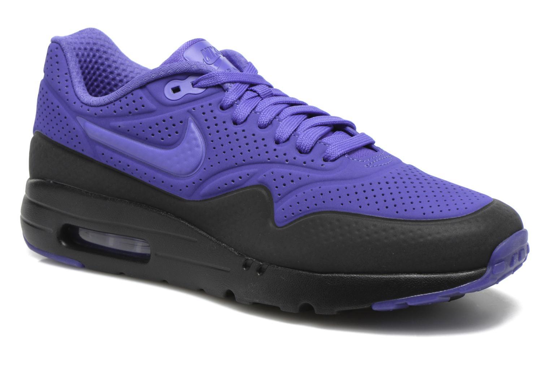 Baskets Nike Nike Air Max 1 Ultra Moire Violet vue détail/paire