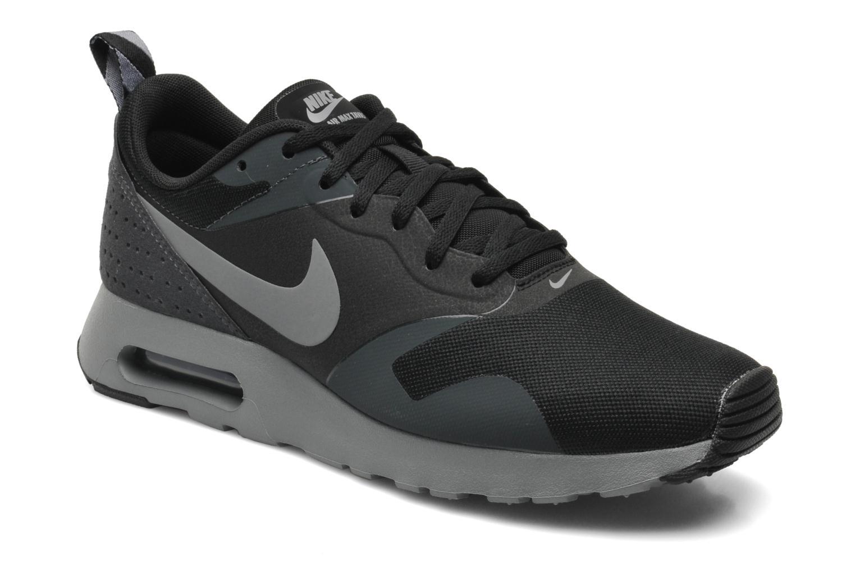 low priced b9a93 8844c ... where to buy sneakers nike nike air max tavas sort detaljeret billede  af skoene 0e1ea 5c362 switzerland ...