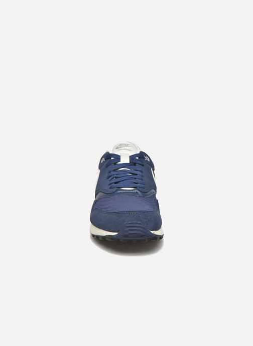 Sneaker Nike Nike Air Odyssey blau schuhe getragen