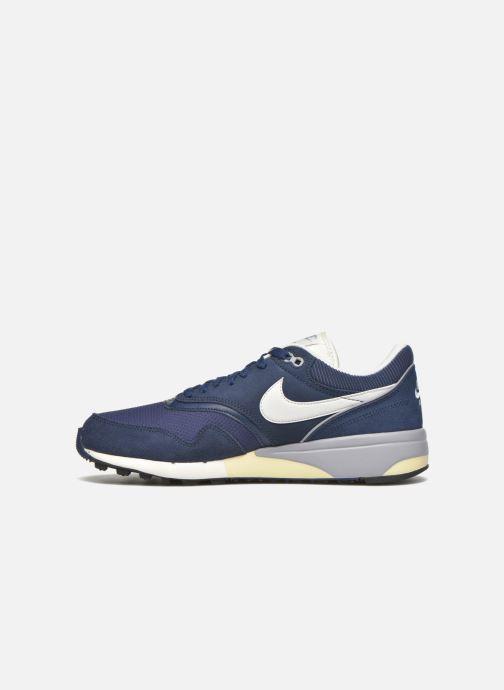 Sneaker Nike Nike Air Odyssey blau ansicht von vorne