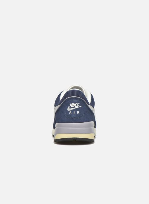 Trainers Nike Nike Air Odyssey Blue view from the right
