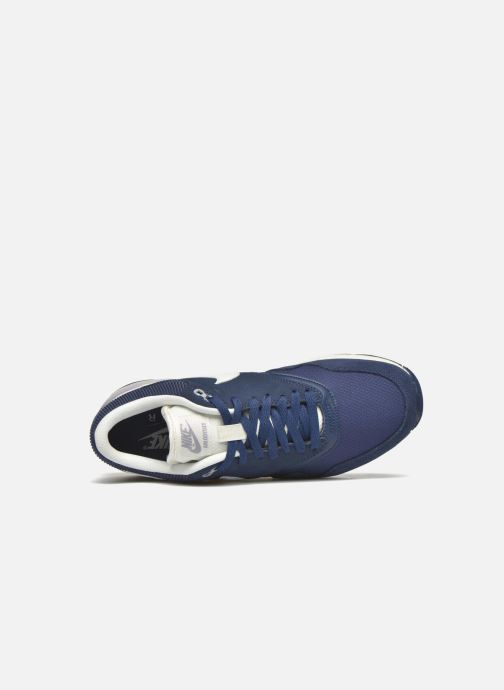 Sneaker Nike Nike Air Odyssey blau ansicht von links