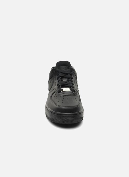 Trainers Nike Wmns Air Force 1 '07 Black model view