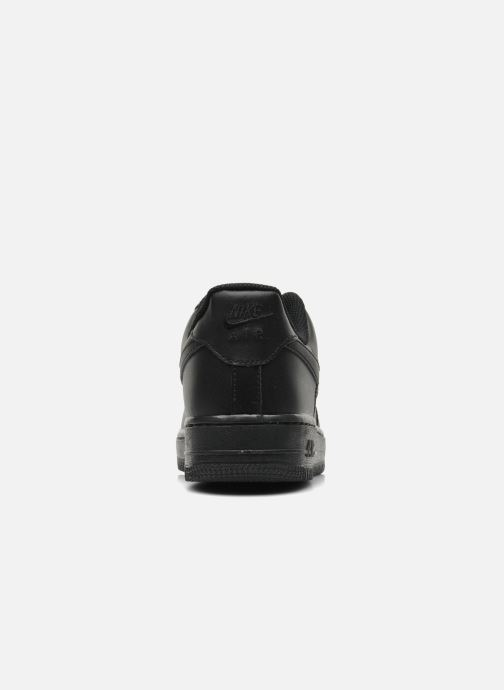 Trainers Nike Wmns Air Force 1 '07 Black view from the right