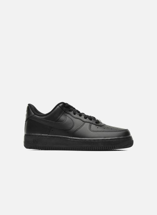 Sneakers Nike Wmns Air Force 1 '07 Zwart achterkant