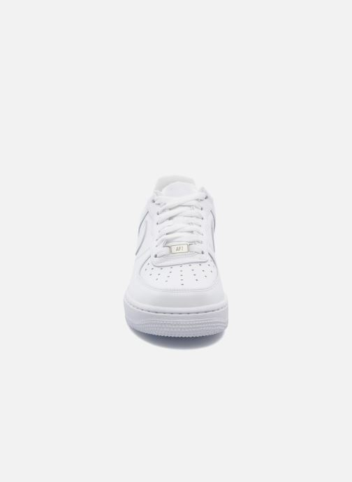 Sneaker Nike Wmns Air Force 1 '07 weiß schuhe getragen