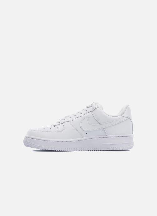 Baskets Nike Wmns Air Force 1 '07 Blanc vue face