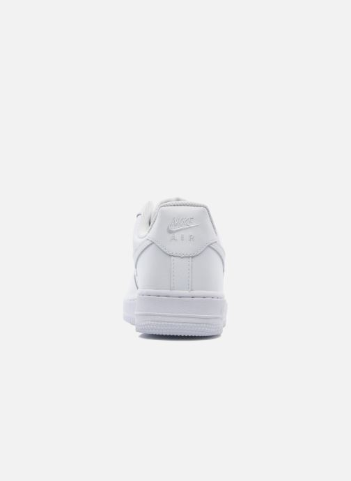 Deportivas Nike Wmns Air Force 1 '07 Blanco vista lateral derecha