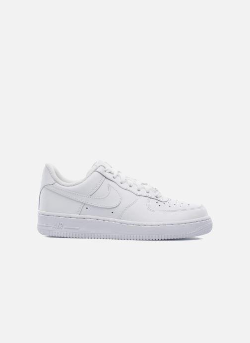 Sneaker Nike Wmns Air Force 1 '07 weiß ansicht von hinten