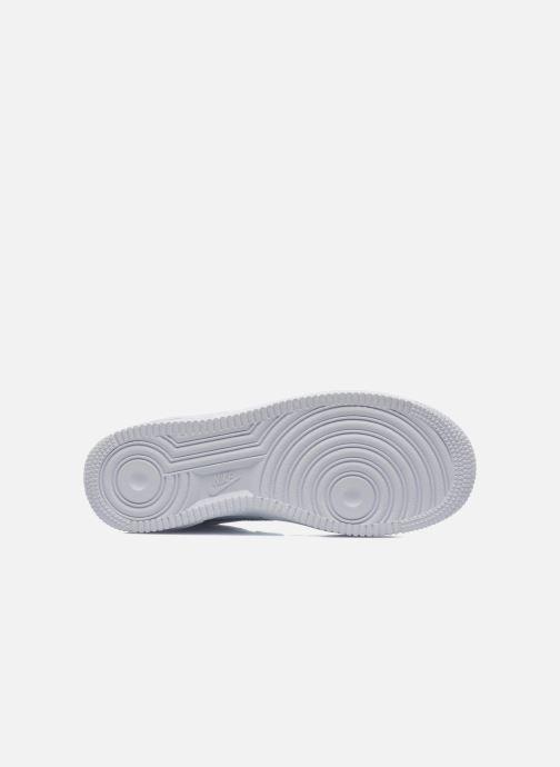 Sneaker Nike Wmns Air Force 1 '07 weiß ansicht von oben