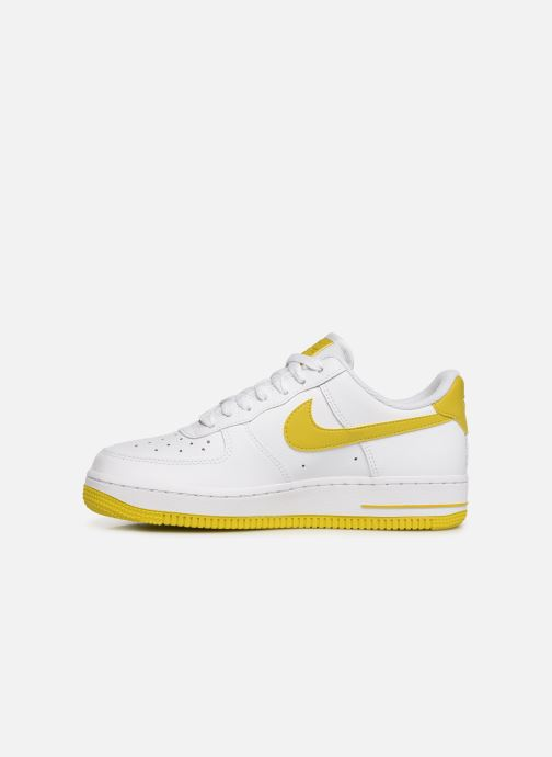 Baskets Nike Wmns Air Force 1 '07 Blanc vue face