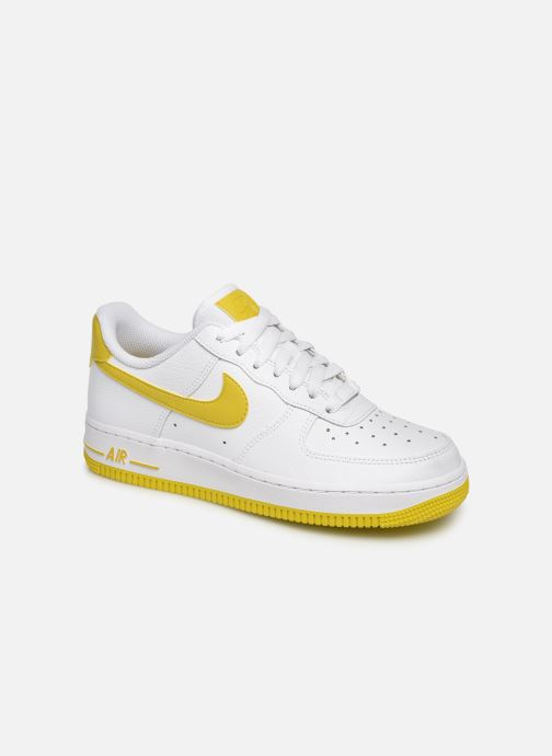 Baskets Nike Wmns Air Force 1 '07 Blanc vue détail/paire