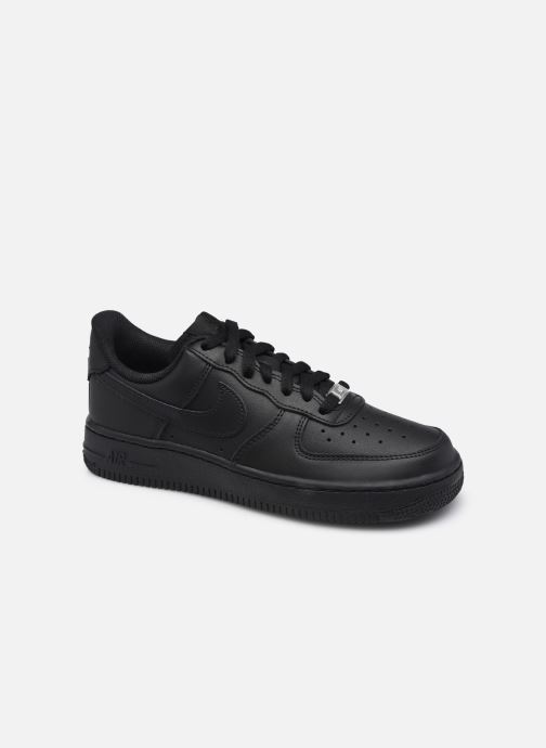 Sneakers Nike Wmns Air Force 1 '07 Zwart detail