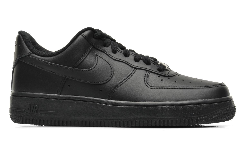 Baskets Nike Wmns Air Force 1 '07 Noir vue derrière