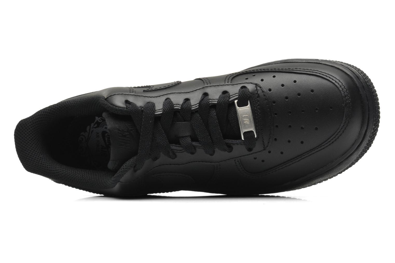 Baskets Nike Wmns Air Force 1 '07 Noir vue gauche