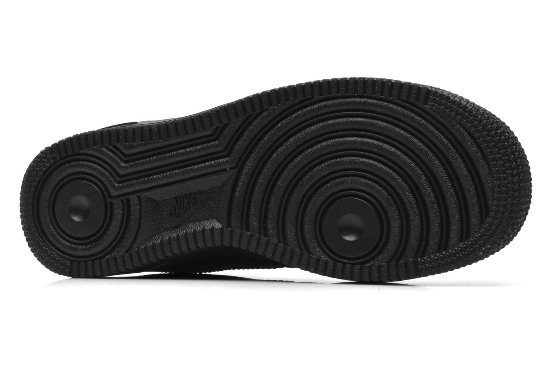 Baskets Nike Wmns Air Force 1 '07 Noir vue haut