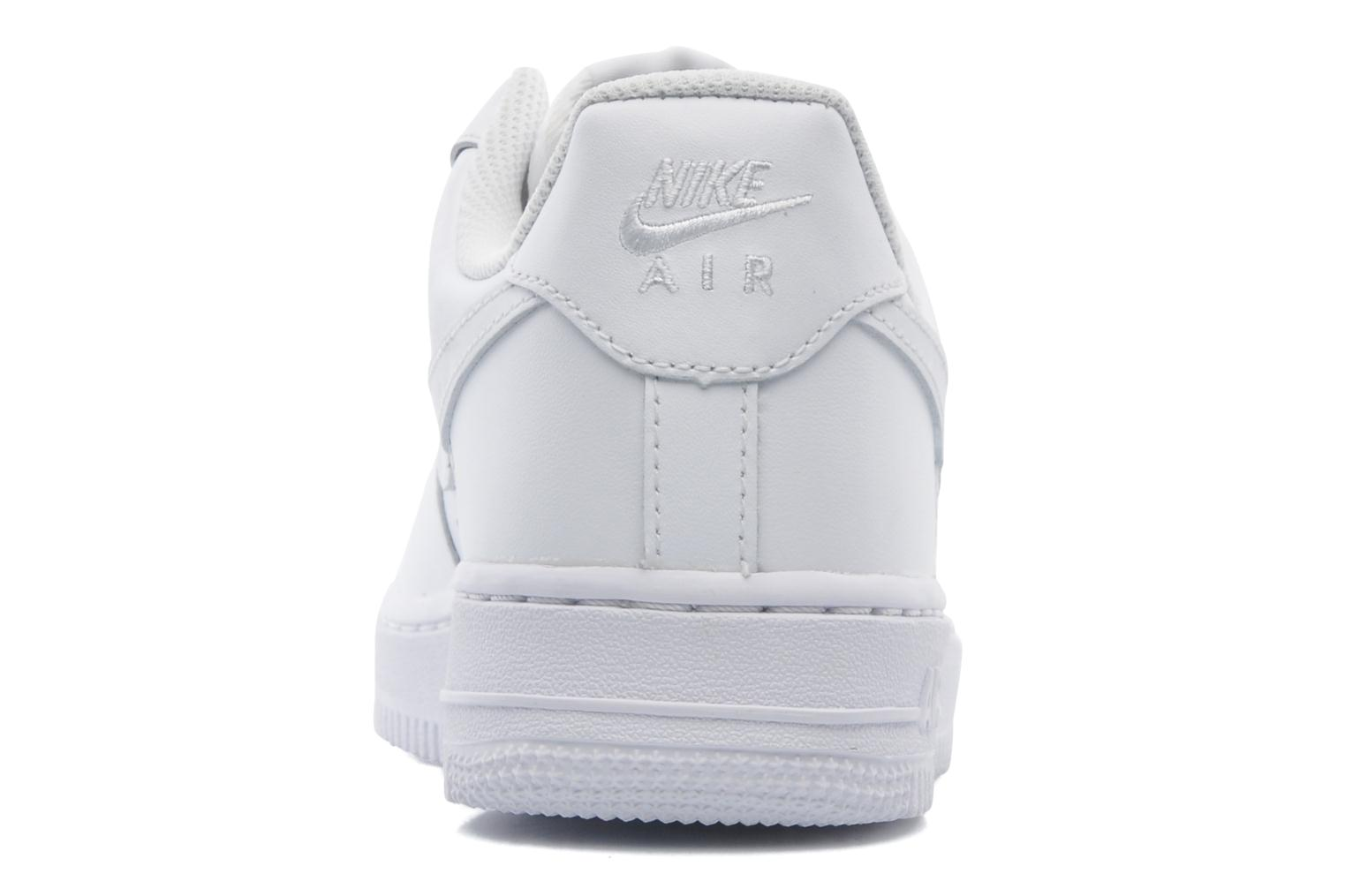 Sneakers Nike Wmns Air Force 1 '07 Wit rechts