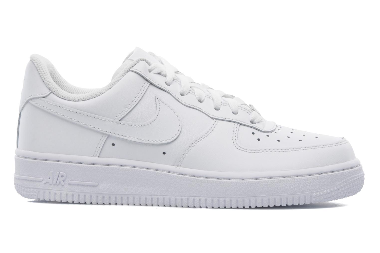Baskets Nike Wmns Air Force 1 '07 Blanc vue derrière