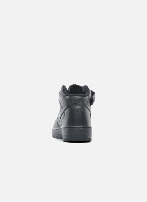 Sneaker Nike Wmns Air Force 1 Mid '07 Le schwarz ansicht von rechts