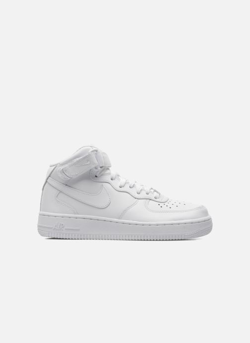 Sneakers Nike Wmns Air Force 1 Mid '07 Le Wit achterkant