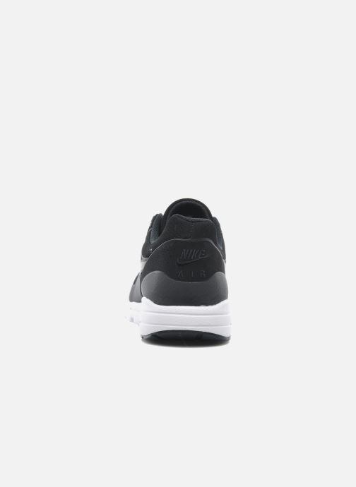 Sneakers Nike Wmns Air Max 1 Ultra Moire Zwart rechts