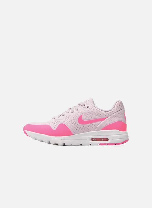 Sneaker Nike Wmns Air Max 1 Ultra Moire rosa ansicht von vorne
