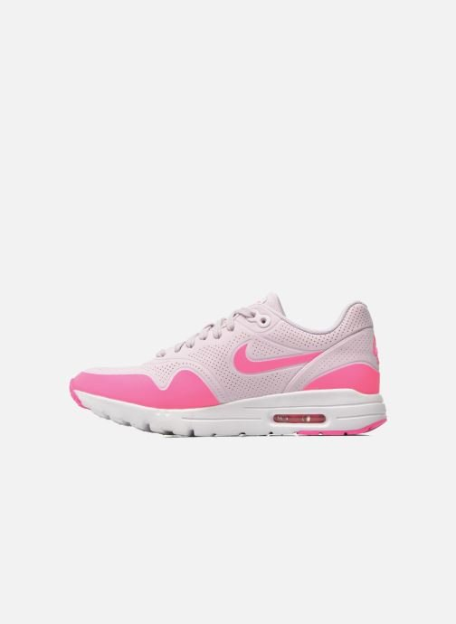Baskets Nike Wmns Air Max 1 Ultra Moire Rose vue face