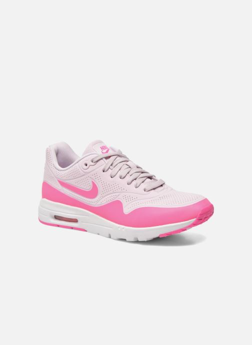 Baskets Nike Wmns Air Max 1 Ultra Moire Rose vue détail/paire