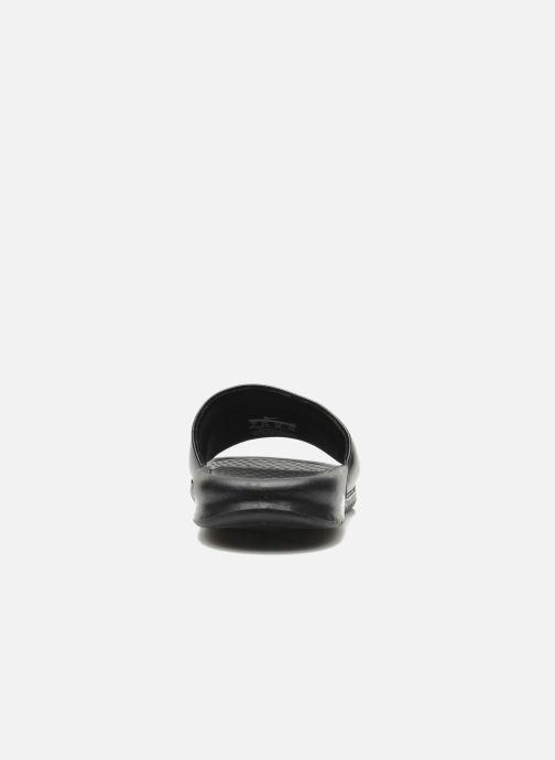 Wedges Nike Wmns Benassi Jdi Zwart rechts