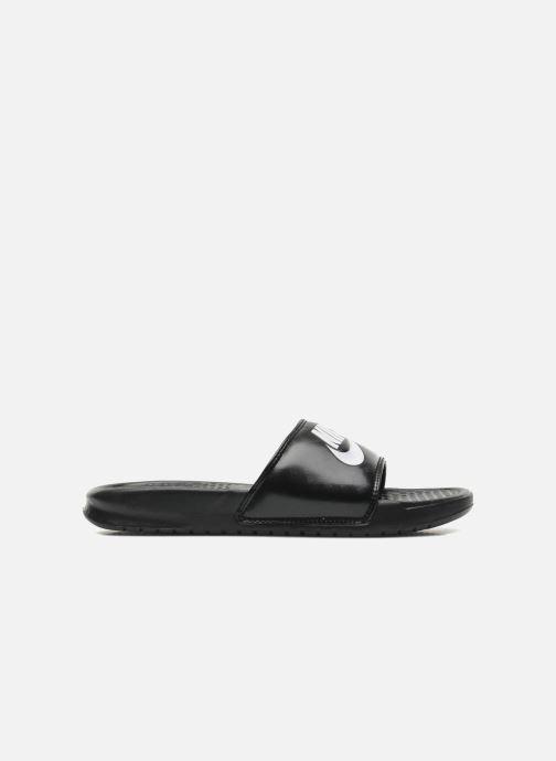 Mules et sabots Nike Wmns Benassi Jdi Noir vue derrière