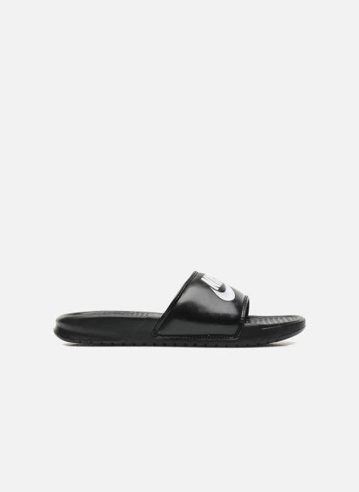 Wedges Nike Wmns Benassi Jdi Zwart achterkant