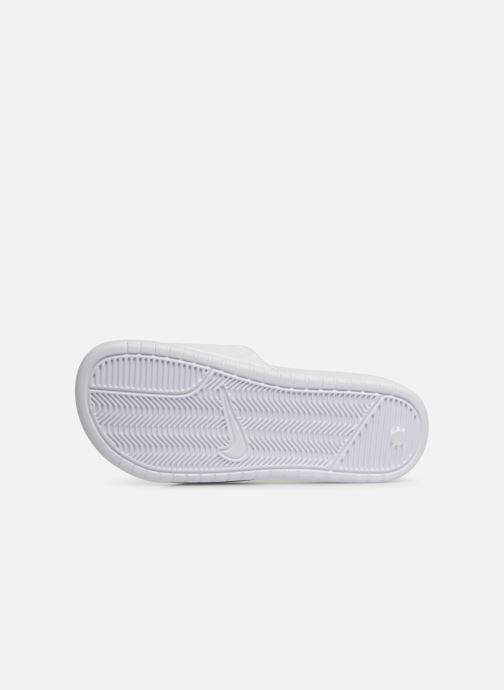 Zoccoli Nike Wmns Benassi Jdi Bianco immagine dall'alto