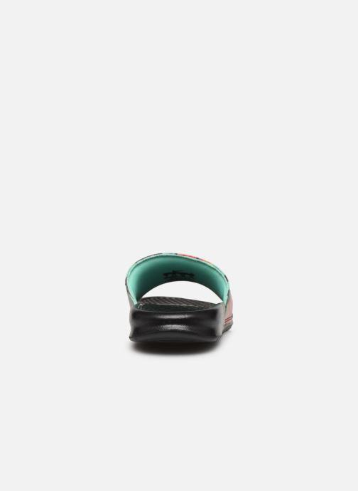 Wedges Nike Wmns Benassi Jdi Print Zwart rechts