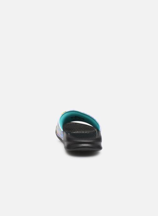 Zoccoli Nike Wmns Benassi Jdi Print Nero immagine destra