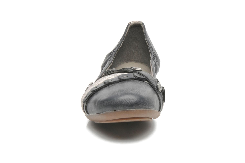 Ballet pumps Dockers Tran Grey model view