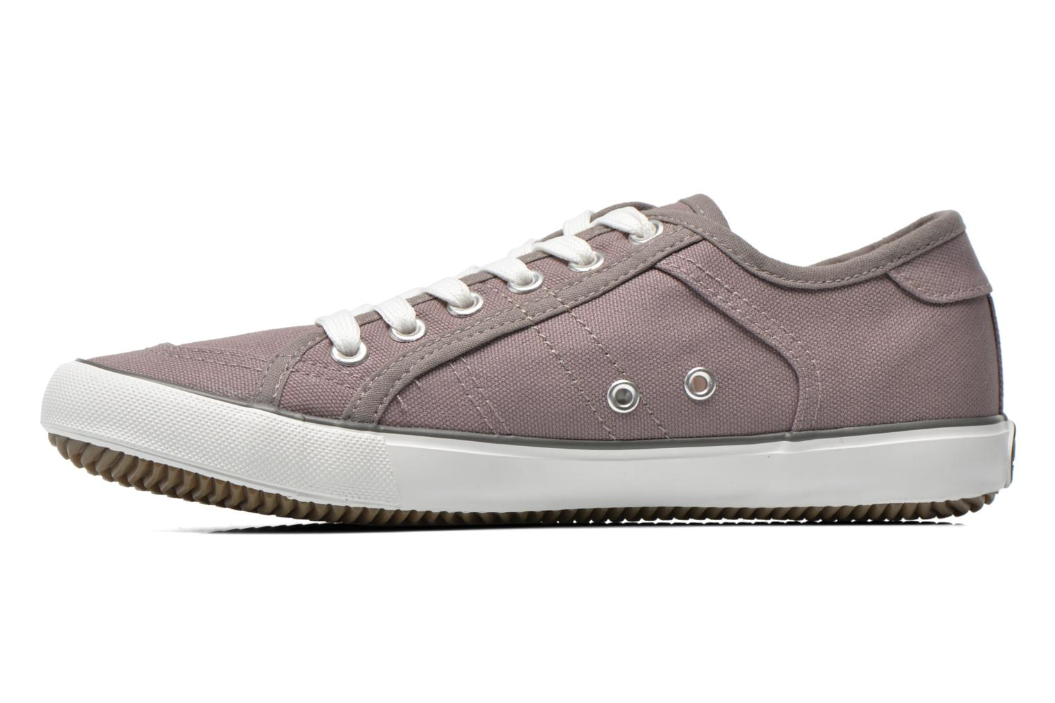 Trainers Dockers Luppé Grey front view