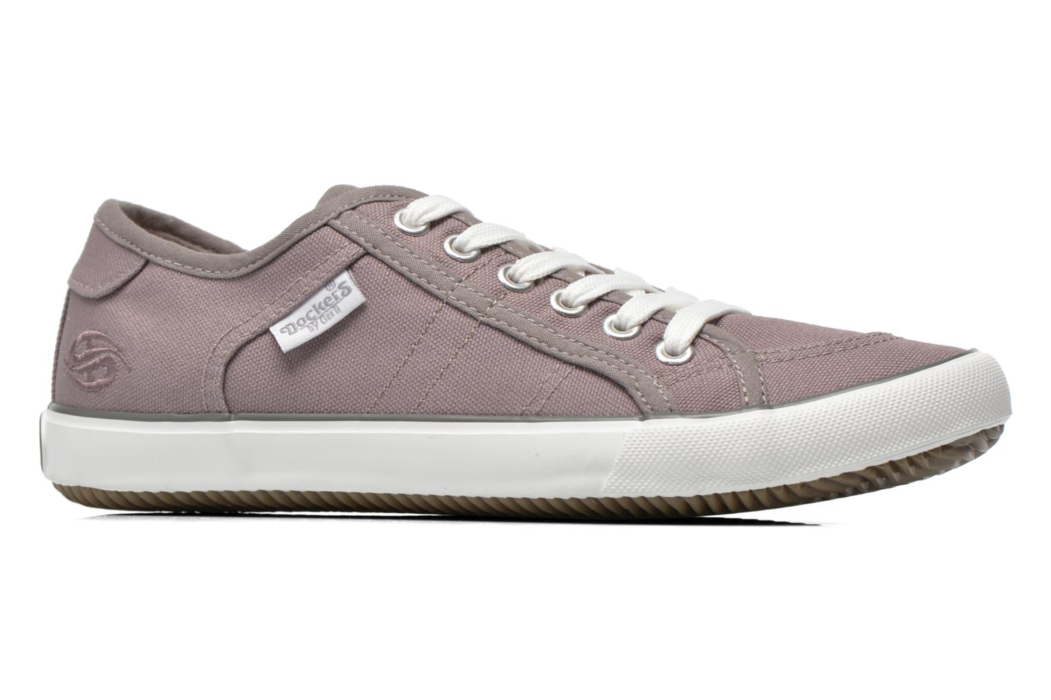 Trainers Dockers Luppé Grey back view