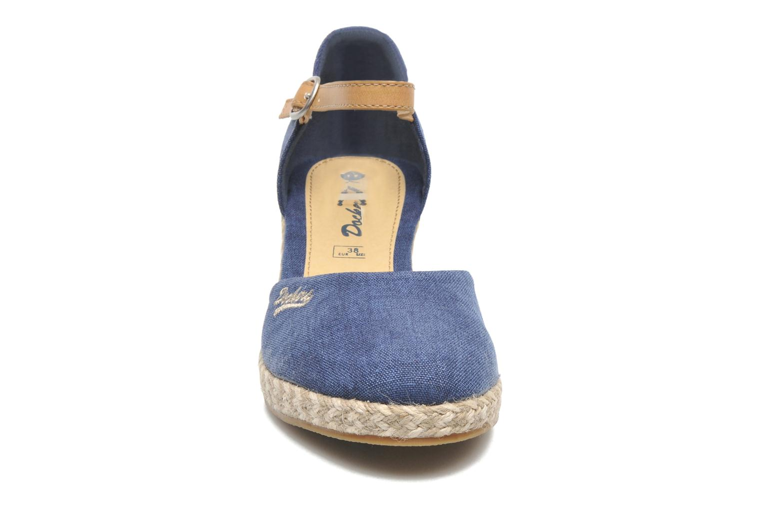 Sandals Dockers Valet Blue model view