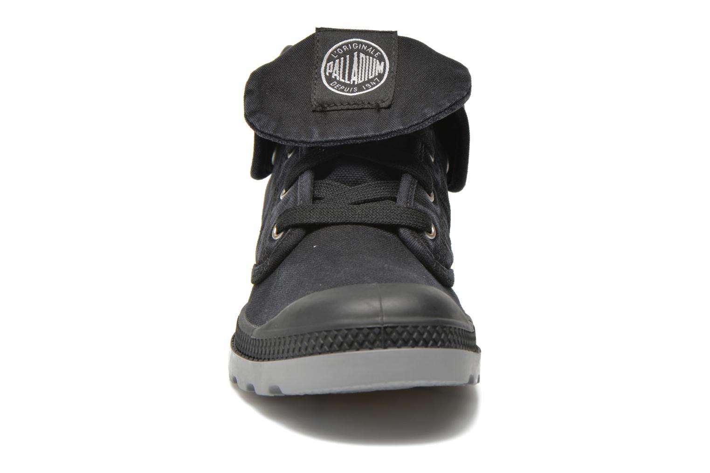 Baskets Palladium Baggy Low Lp F Noir vue portées chaussures