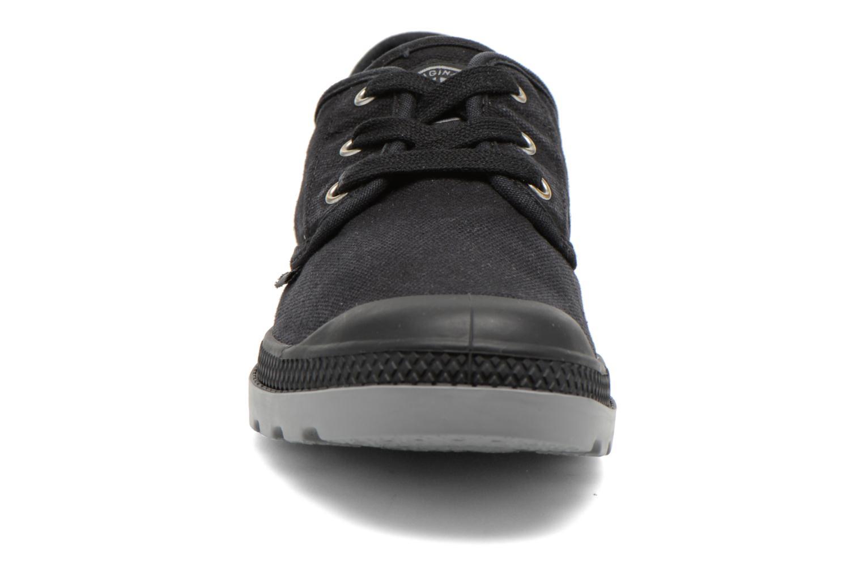 Baskets Palladium Us Oxford Lp F Noir vue portées chaussures