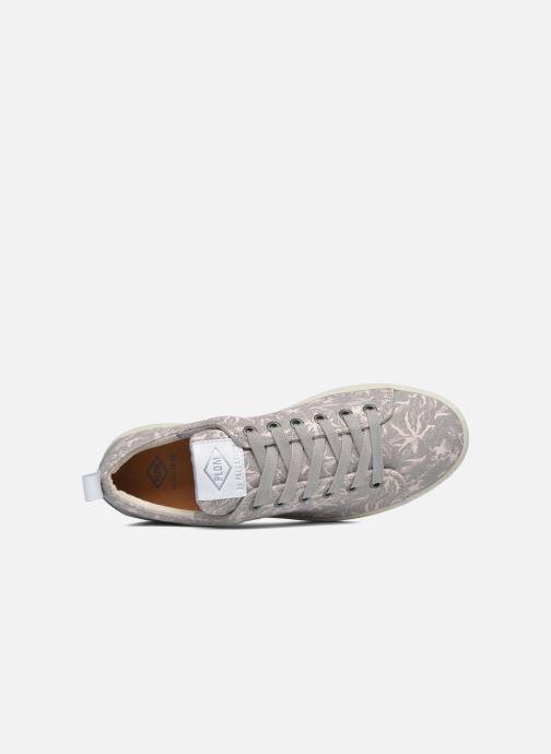 Sneakers P-L-D-M By Palladium Ganama Print Grijs links