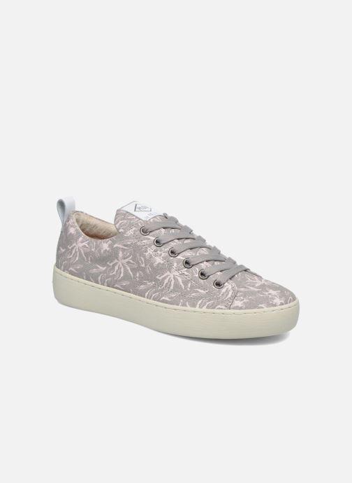 Sneakers P-L-D-M By Palladium Ganama Print Grijs detail