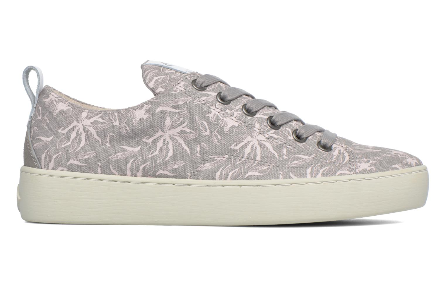 Trainers P-L-D-M By Palladium Ganama Print Grey back view