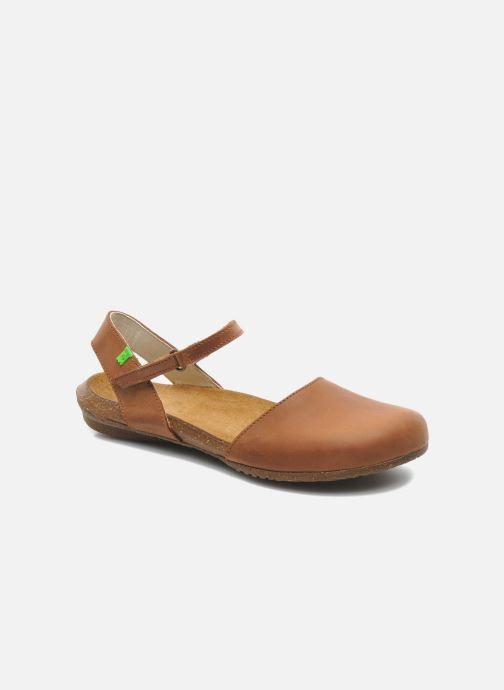 Sandali e scarpe aperte El Naturalista Wakataua N412 Marrone vedi dettaglio/paio