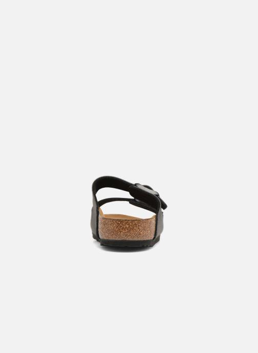 Sandales et nu-pieds Birkenstock Arizona Birko-Flor Noir vue droite