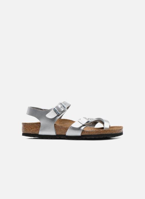 Sandali e scarpe aperte Birkenstock TAORMINA Argento immagine posteriore